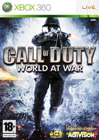 [XBOX360] Call of Duty: World at War [PAL/FULLRUS]