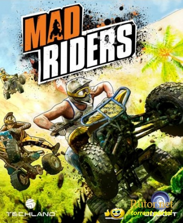 Mad Riders [1.0.1.0] (2012) PC | RePack by Audioslave
