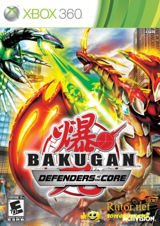 [XBOX360] Bakugan Battle Brawlers: Defenders of the Core [PAL/NTSC-U][ENG]