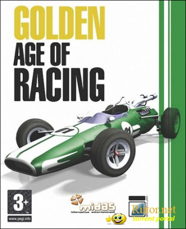 Golden Age of Racing (2008) PC