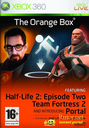 [XBOX 360] Half Life 2 : The Orange Box V2.0 [RegionFree][RUSSOUND]