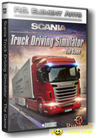 Scania Truck Driving Simulator: The Game (2012) PC | RePack от R.G. Element Arts