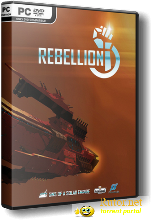 Sins of a Solar Empire: Rebellion (2012) PC | Repack от SEYTER(обновлен)
