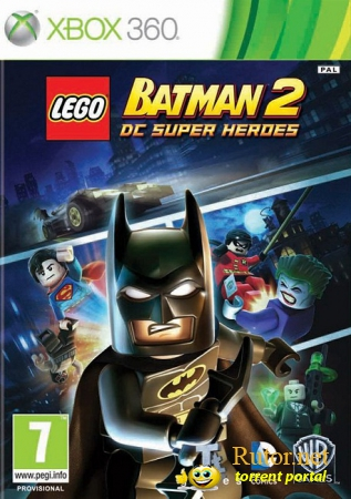 [JTAG/FULL] LEGO Batman 2 : DC Super Heroes [Region Free/RUS]