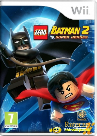 [Wii] LEGO Batman 2: DC Super Heroes [NTSC] [MULTi5]