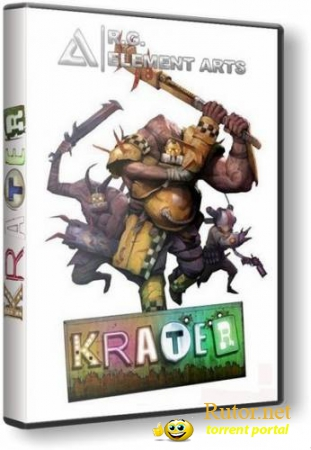 Krater - Collector's Edition (2012) PC | RePack от R.G. Element Arts