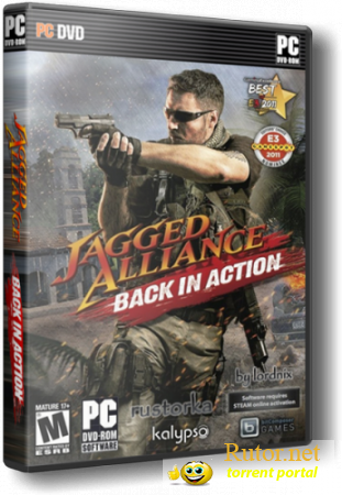 Jagged Alliance: Back in Action [v1.13b + 6 DLC] (2012) PC | RePack от R.G. ReCoding(обновлен)