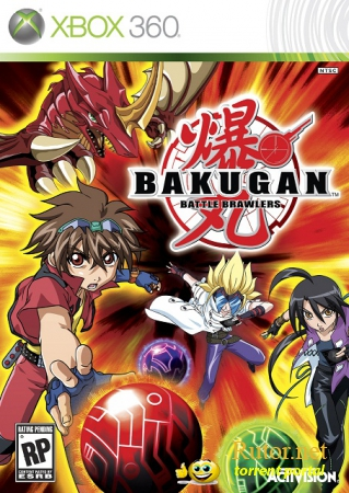 [XBOX 360] Bakugan Battle Brawlers [Region Free][ENG]