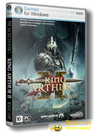 King Arthur 2: The Role-Playing Wargame (2012) PC | Lossless RePack от R.G. Origami