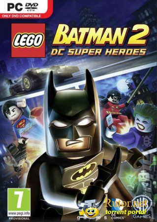 LEGO Batman 2 : DC Super Heroes (2012) PC | DEMO