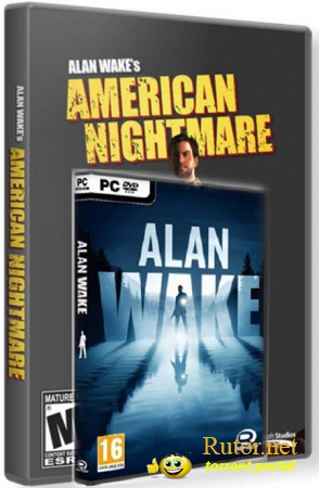 Alan Wake + American Nightmare (2012) PC | Lossless Repack от R.G. Origami