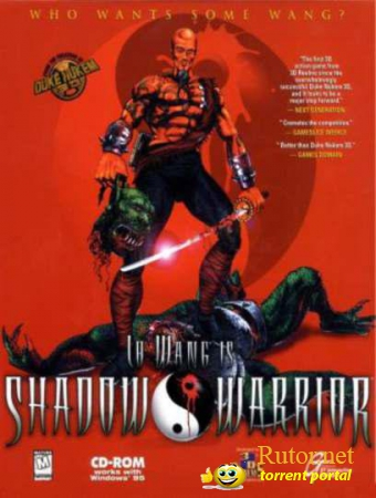 Shadow Warrior HRP (1997) PC| RePack by R.G.Rutor.net