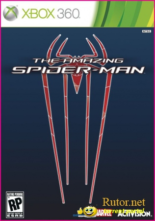 The Amazing Spider-Man (2012) [Region Free] [ENG] [L] (LT+ v2.0)