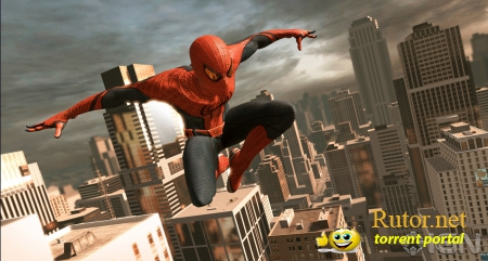 (PS3) THE AMAZING SPIDER-MAN [FULL] [ENG]