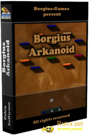 Borgius Arkanoid (2012) PC