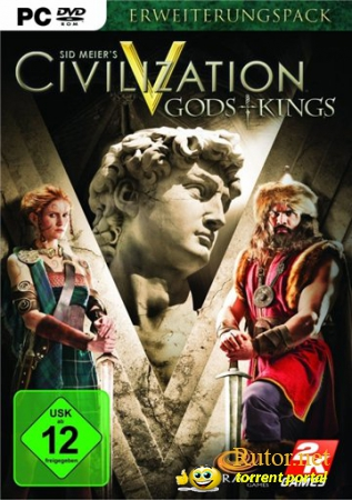 Sid Meier's Civilization V: GOTY + Gods and Kings (2012) PC | Steam-Rip