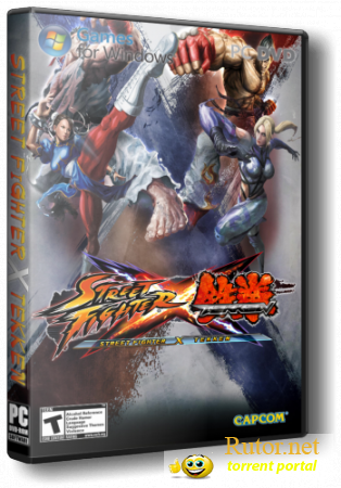 Street Fighter X Tekken (2012) PC | RePack от VANSIK