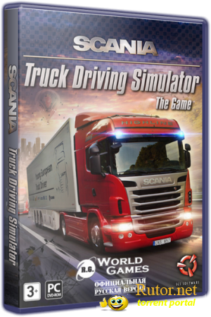 Scania Truck Driving Simulator - The Game (2012) (RUS) [Lossless Repack] от R.G. World Games