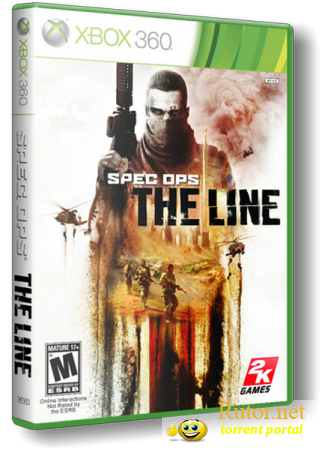 [JTAG/FULL] Spec Ops: The Line [Region Free/ENG]