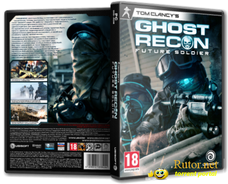 Tom Clancy's Ghost Recon: Future Soldier (Ubisoft / 2012) (Rus | Eng) [RePack] Mailchik