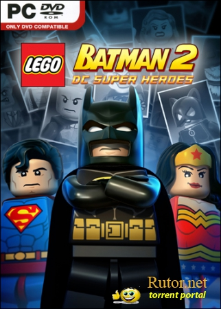LEGO Batman 2: DC Super Heroes (2012) PC-Лицензия