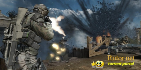 Tom Clancy's Ghost Recon Future Soldier [v 1.0.120.531] (2012) PC | Repack от Samodel
