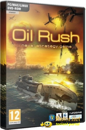 Oil Rush (2012) PC | RePack от Fenixx(обновлен)