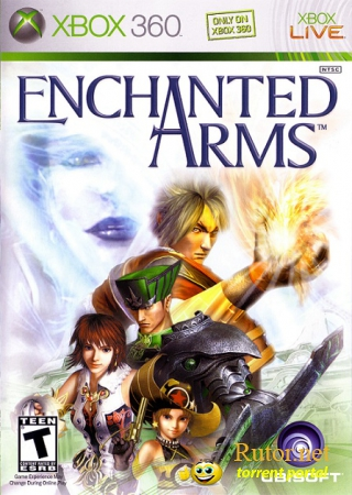 [XBOX 360] Enchanted Arms [PAL/NTSC-U][RUSSOUND]