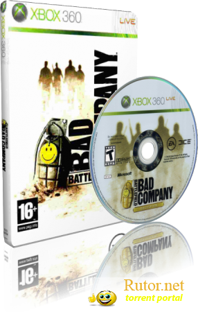 [XBOX360] Battlefield: Bad Company [PAL][RUS]