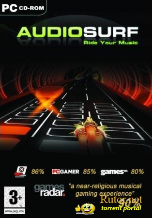 Audiosurf (2008) PC | RePack by iammasterrap