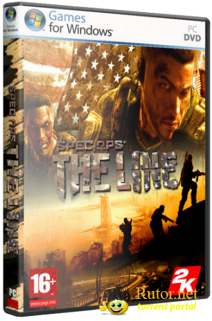 Spec Ops: The Line (2012) (RUS,ENG|ENG) [RePack] от SEYTER