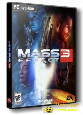 Mass Effect 3: Digital Deluxe Edition - Extended Cut (2012) PC | Lossless Repack от z10yded