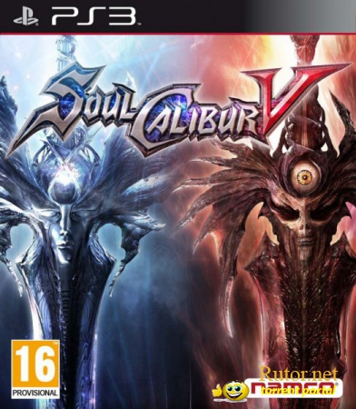 [PS3] Soul Calibur V (2012) [FULL][RUS][L] [True Blue]
