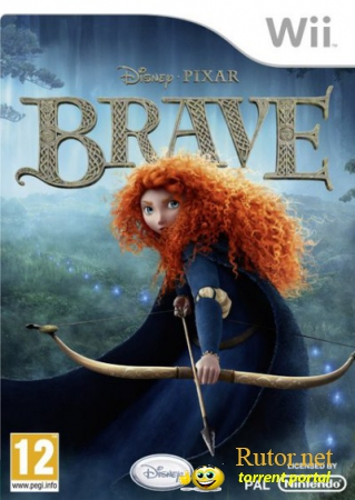 [Wii] Brave: The Video Game [NTSC/ENG/2012]
