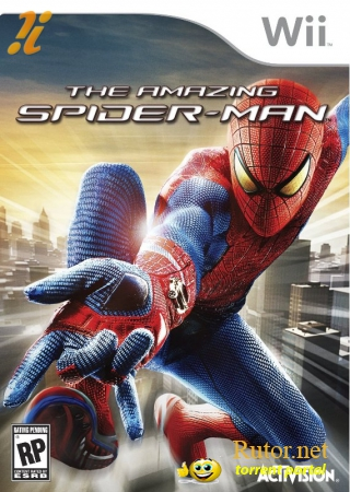 [Wii] The Amazing Spider-Man [PAL/MULTI5/2012]
