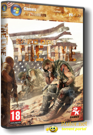 Spec Ops: The Line (2012) PC | Русификатор(обновлен)