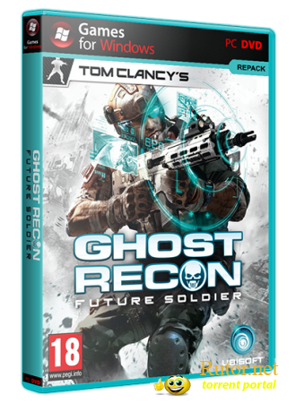 Tom Clancy's Ghost Recon Future Soldier v1.2 (Ubisoft/RUS/MULTI 11|ENG/Обновленно 30.06.2012) Repack от Samodel