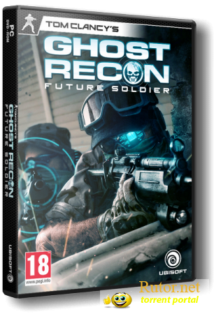 Tom Clancy's Ghost Recon: Future Soldier - Deluxe Edition (Новый Диск/RUS) [RePack] от Akrura