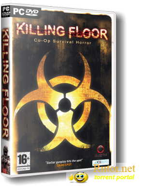 Killing Floor [v.1035+all DLC+SDK] (2012) PC | RePack от Magic_People