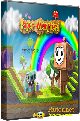 [Android] Paper Monsters (1.0) [Аркада, ENG]