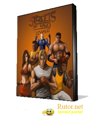 Streets Of Rage Remake [Final Version v.5.0] (2011/PC/Eng)