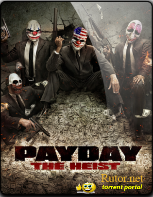 PAYDAY: The Heist (2011) (MULTi5/ENG) [Steam-Rip]