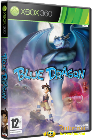 Blue Dragon (2007) [Region Free] [ENG]