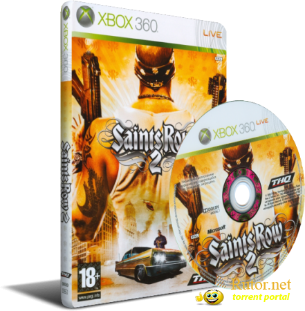 [XBOX360] Saints Row 2 [Region Free][RUS]
