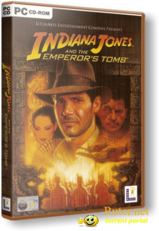 Indiana Jones and the Emperor's Tomb (2003) PC-Лицензия