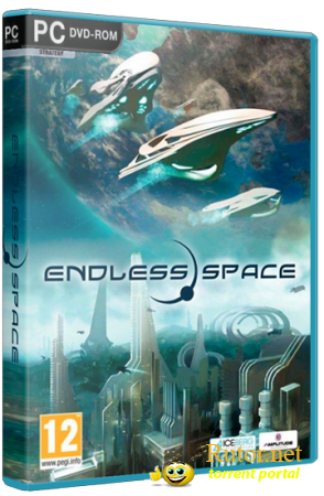 Endless Space (Amplitude/ENG) [Steam-Rip]