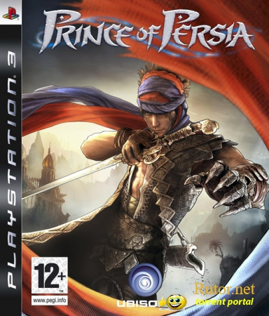 Prince of Persia (2008) [FULL][EUR][RUS][RUSSOUND] [3.41][3.55]