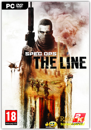 Spec Ops: The Line + Multiplayer FIX [2012/PC/Repack/Rus]