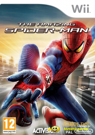 [Wii] The Amazing Spider-Man [NTSC] [Eng] [Scrubbed]