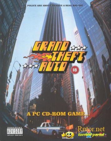 GTA / Grand Theft Auto (1998) PC | RePack от Luminous
